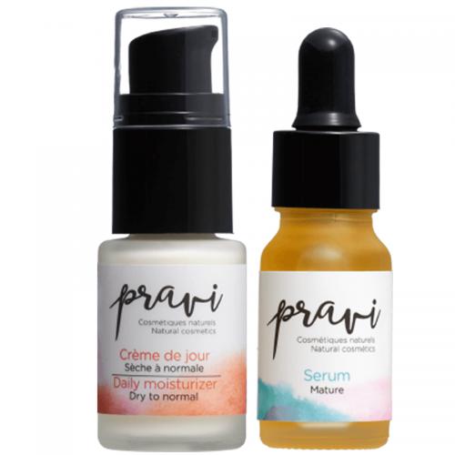 Soins pour la peau naturel