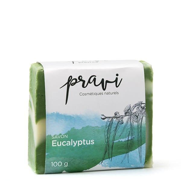 Savon eucalyptus soap Pravi